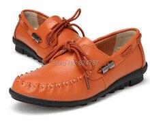 Фотография shoes Woman Genuine Leather shoes Super soft comfortable shoes Moccasins Woman