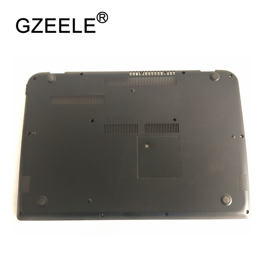 GZEELE New laptop Bottom case cover For TOSHIBA for Satellite E45T A PN AP10R000500 K000148050 lower