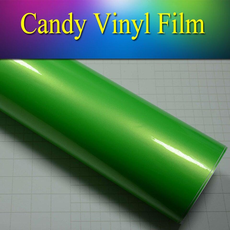 5 65 Hijau Baru Styling Mobil Tinggi Glossy Vinyl Permen Pembersih Kaca Window Brush Dengan Semprot Removable Hhm176 Film Untuk Tubuh Wrap Tiba Di Stiker Dari Sepeda Motor