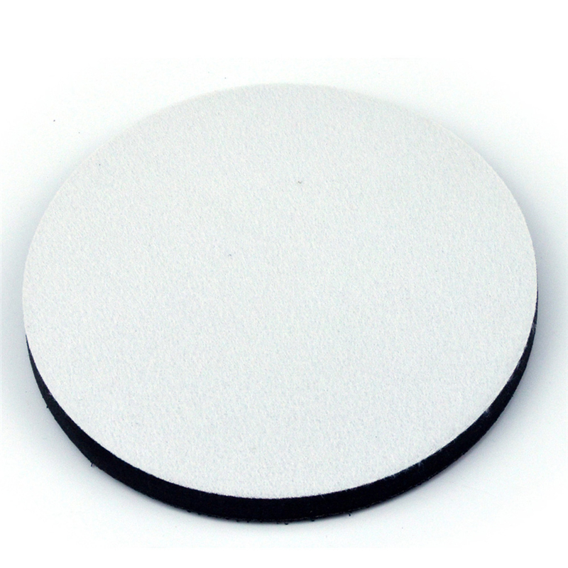Image 5 - POLIWELL 1PC 2 inch 3 inch 4 inch 5 inch 6 inch Hook & Loop Back Soft Sponge Buffer Disc for Air Sander Back up Pad Sanding Pads-in Abrasive Tools from Tools