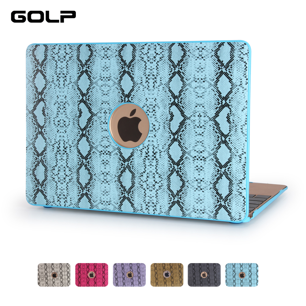 cover for macbook 12 case, GOLP Smart Cover Laptop Hard PC Case for Macbook retina 12 inch cover