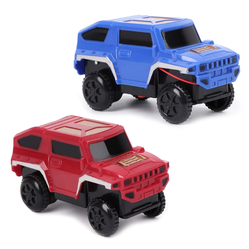 Electronics Tracks Car Toys DIY Toy Cars For Children Kids Toy Birthday Gift