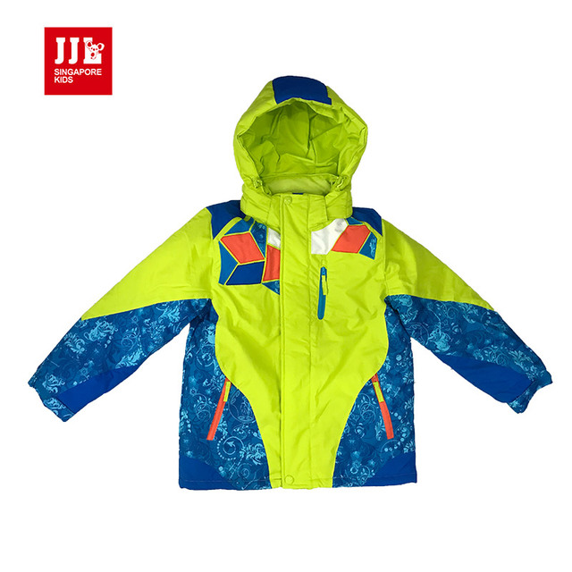 2016 winter boys coat jacket boy teenage children's winter jackets parka kids hooded coats manteau garcon hiver 2016 brand retai