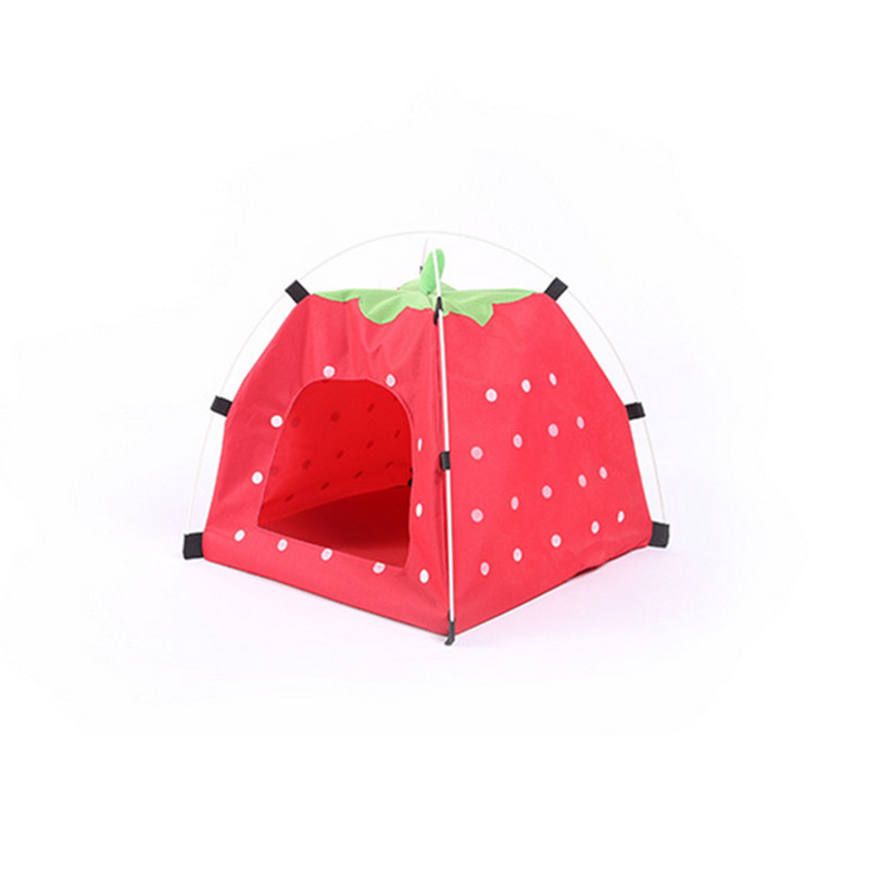 Pet Dogs And Cats Tent Dollhouse Foldable Cat Litter Polyester Tent Cats And Dogs 160722 3-in Houses Kennels u0026 Pens from Home u0026 Garden on Aliexpress.com ...  sc 1 st  AliExpress.com & Pet Dogs And Cats Tent Dollhouse Foldable Cat Litter Polyester ...