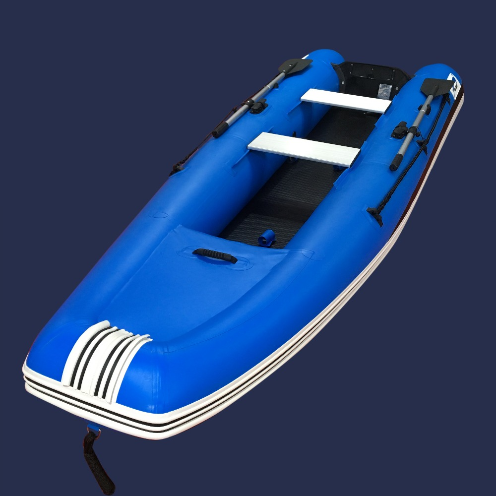 New Type Gtk370 Goethe 2 People Inflatable Fishing Kayak Boat For Sale Rowing Boats Aliexpress