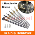 Remove the motherboard IC chip tool burin Remove A9 CPU A8 Ultra thin blade 0.05mm graver NAND Flash for iphone repair BGA Produ