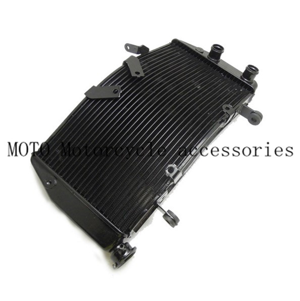 Aluminum Motorcycle Radiator Cooler Cooling Kit For Ducati 848 EVO 1098 1098S R 1198 1198S 1198R 2007 2008 2009 2010 2011 2012