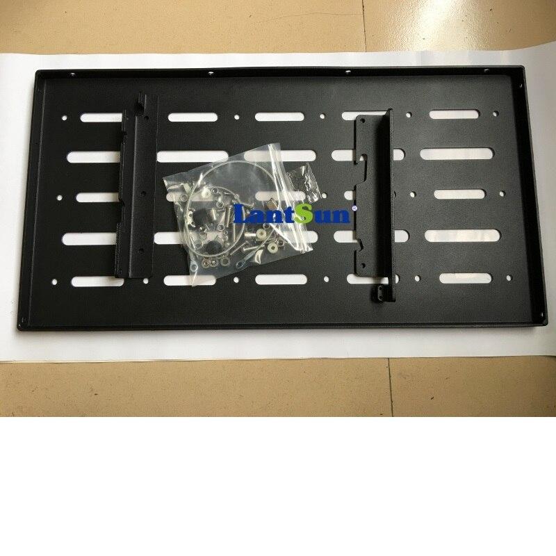 J177 Hitam baja pintu belakang meja gerbang ekor meja untuk jeep - Lampu mobil - Foto 3