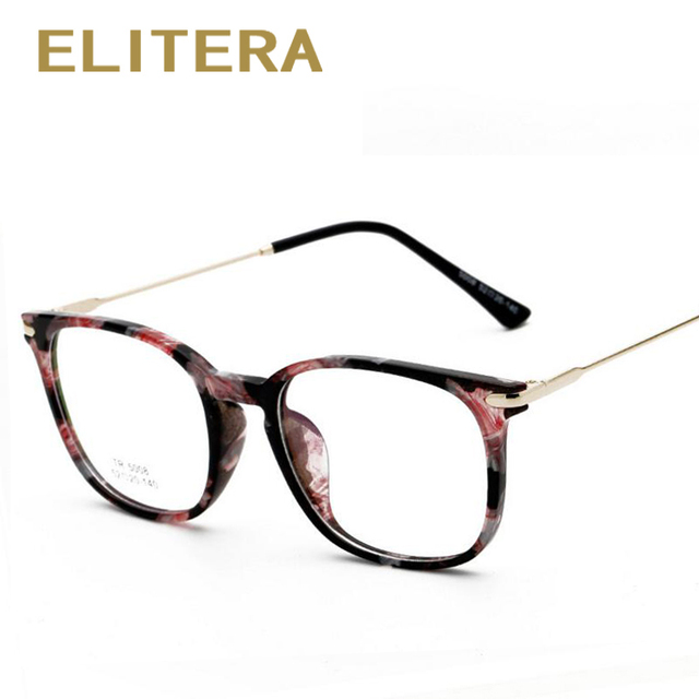 b37f8fc0e2 ELITERA Hot sell 2018 Sports eyewear TR90 myopia glasses frame comfortable  slip-resistant eyeglasses frame Vintage Glasses Women