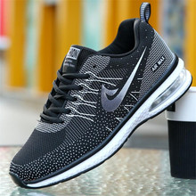 Breathable Men Casual Sneakers Male Shoes Adult  High Quality Comfortable Non-slip Soft Mesh Men Shoes 2018 Summer New Tenis(China)
