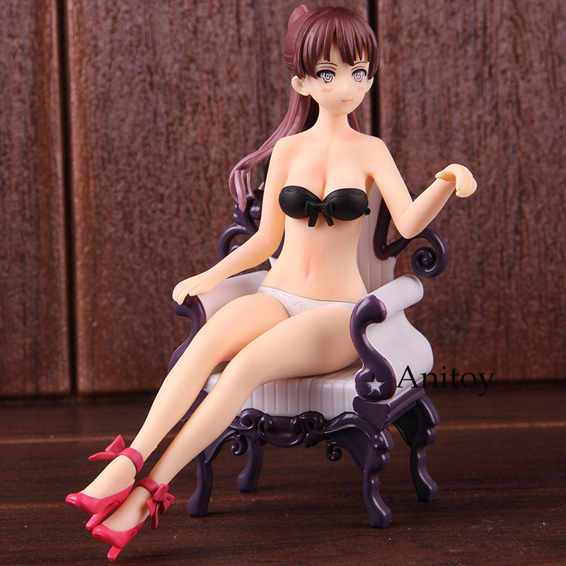 Beautiful Statue Girls Figure Toys Gifts Complete In Specifications Toys & Hobbies Aniplex Alter Anime How To Raise A Boring Girlfriend Saenai Katou Megumi Lingerie Ver