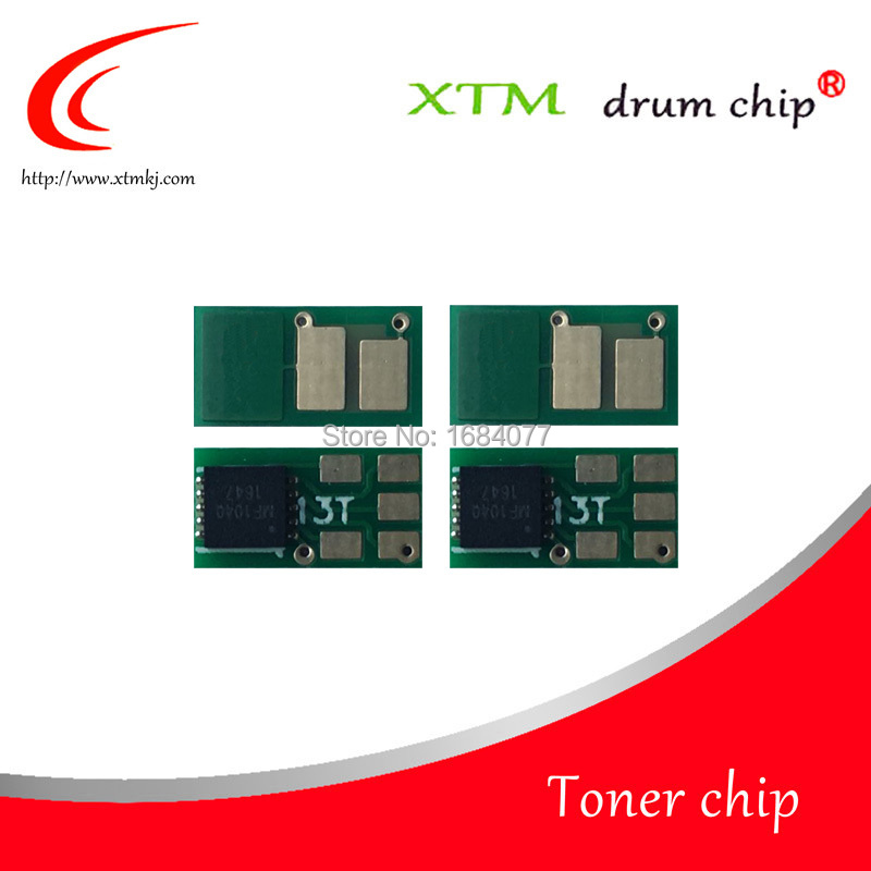 10SETS CF410X 410X 411X 412X 413X High Yield chip for HP printer laser copier chip M452