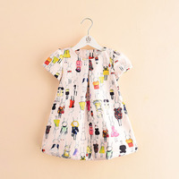 Girls Dress Autumn Winter Baby Girl Princess Dresses 2015 Brand New Children Dress Kids Dresses For