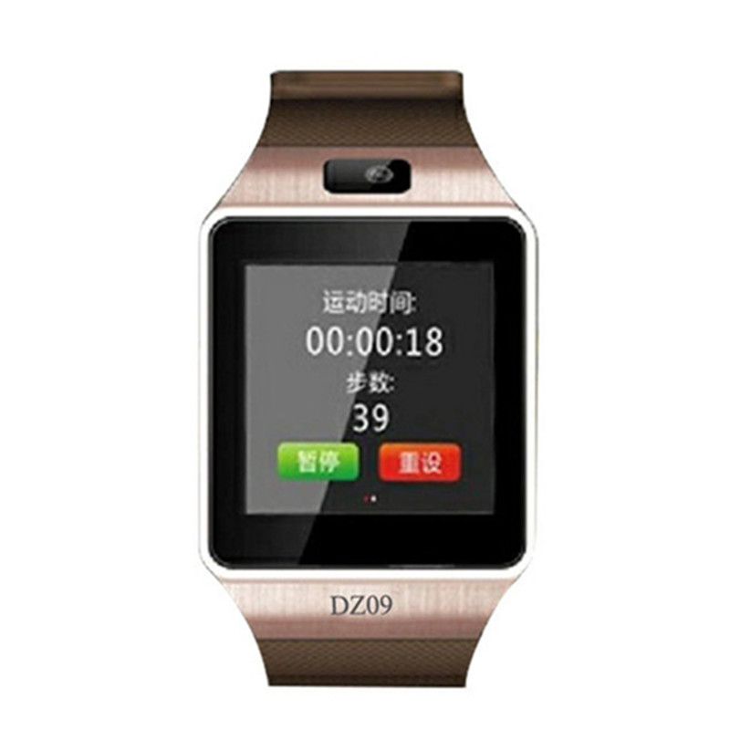 Multi-Function Smart Watch Pedometer Sport Wristbands Incoming Call Smart Watches Support APP Download GPS Tracker Smart Watch