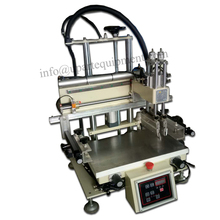silk screen printing machine, desktop silk screen printing machine,  cheap flat bed silk screen printing machine ltn084p363 disblay screen