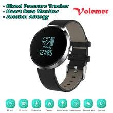 Новый S10 Приборы для измерения артериального давления трекер SmartBand Для женщин здоровья смарт-сердечного ритма аллергия алкоголь Фитнес трекер Браслет Смарт часы