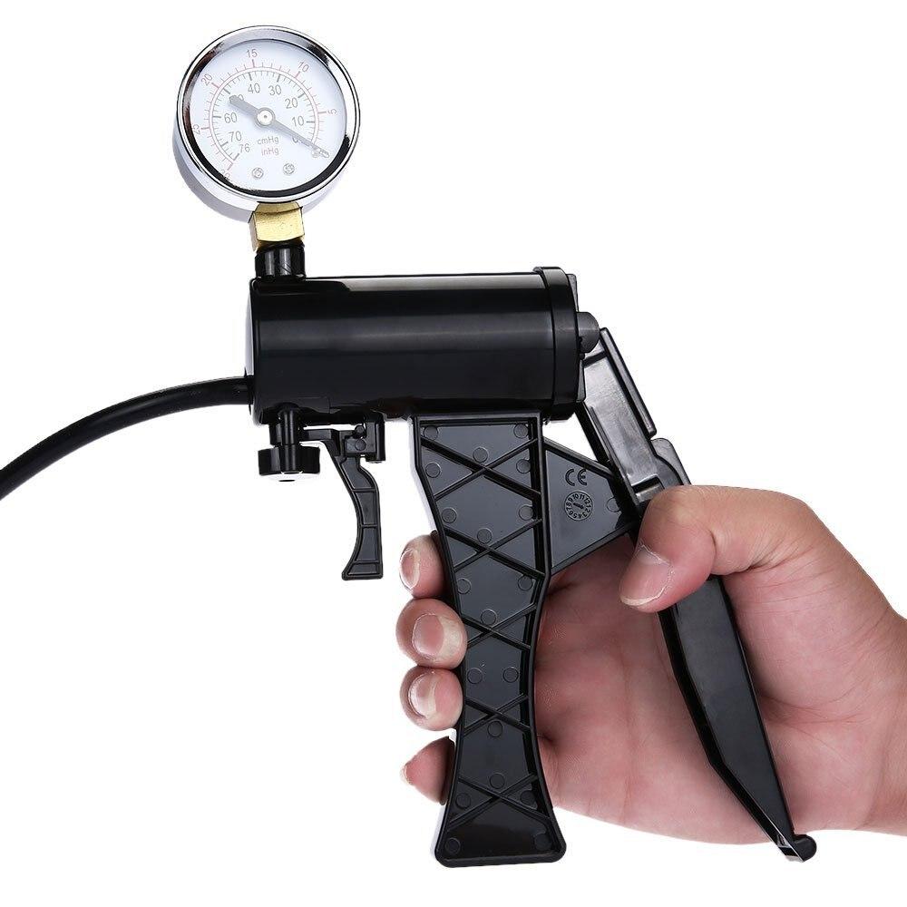 2017 Hot sale Power Vacuum Peni-s Pump Male Enhancement Enlargement Extender Machine For Men Personal Pleasure ...