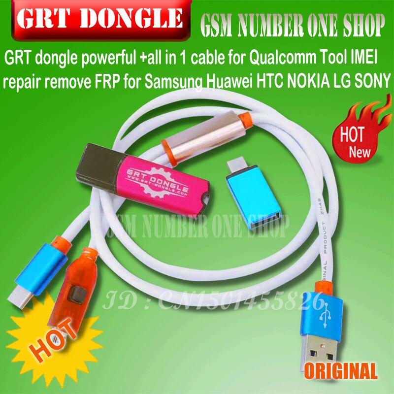 Мощный ключ-ключ GRT + кабель «Все в 1» для инструмента