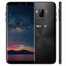 "BLUBOO S8 Plus Smartphone 6,0 ""HD 18:9 Vollbild MTK6750T Octa-core 4G RAM 64G ROM Android 7.0 Dual Hinten Kameras Handy"