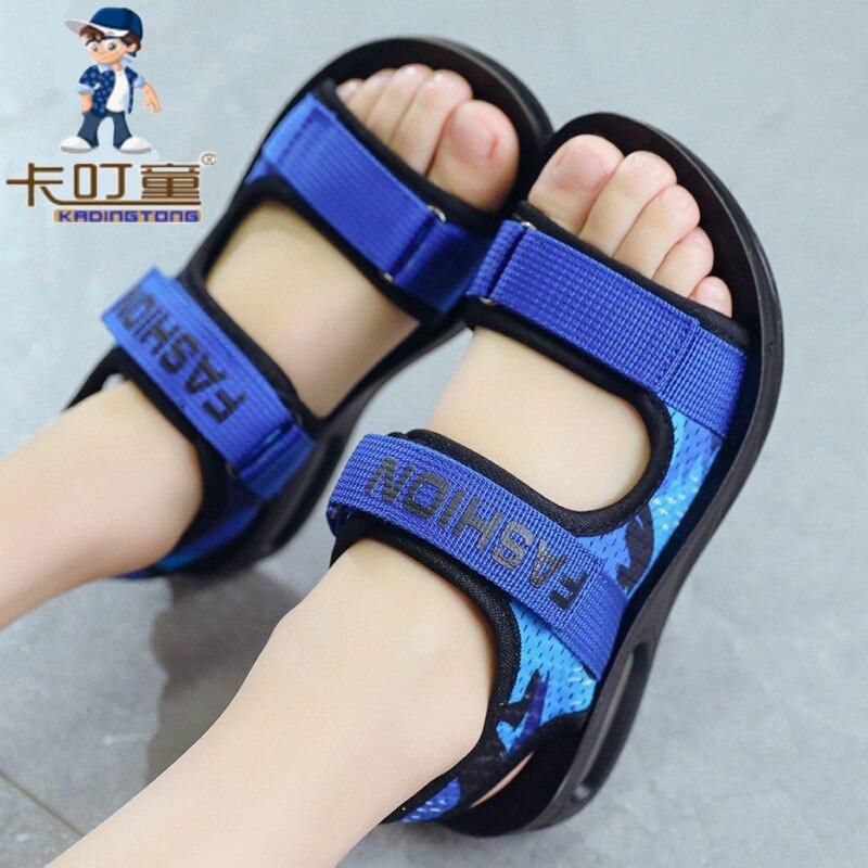 Kadingtong Letnie buty dziecięce dla chłopców Buty plażowe - Obuwie dziecięce - Zdjęcie 1