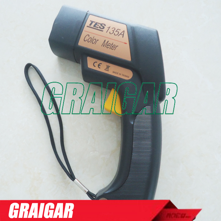 TES-135A Color Meter, Colorimeter with USB Datalogger  цены