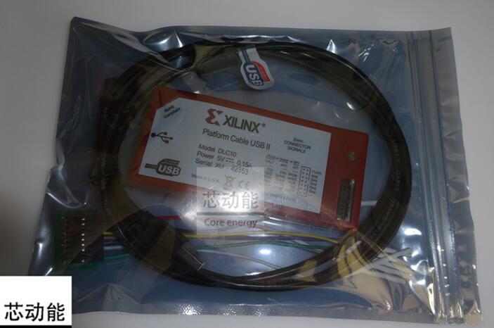 Xilinx USB Download Cable Platform USB Cable Download Line HW-USB-II-G DLC10