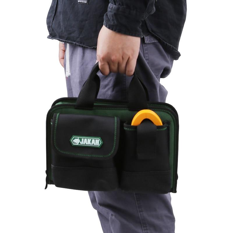 JAKAH Wholesale Electrician Repair Bags Hand Bag Oxford Waterproof Wear-resisting Tool Bag