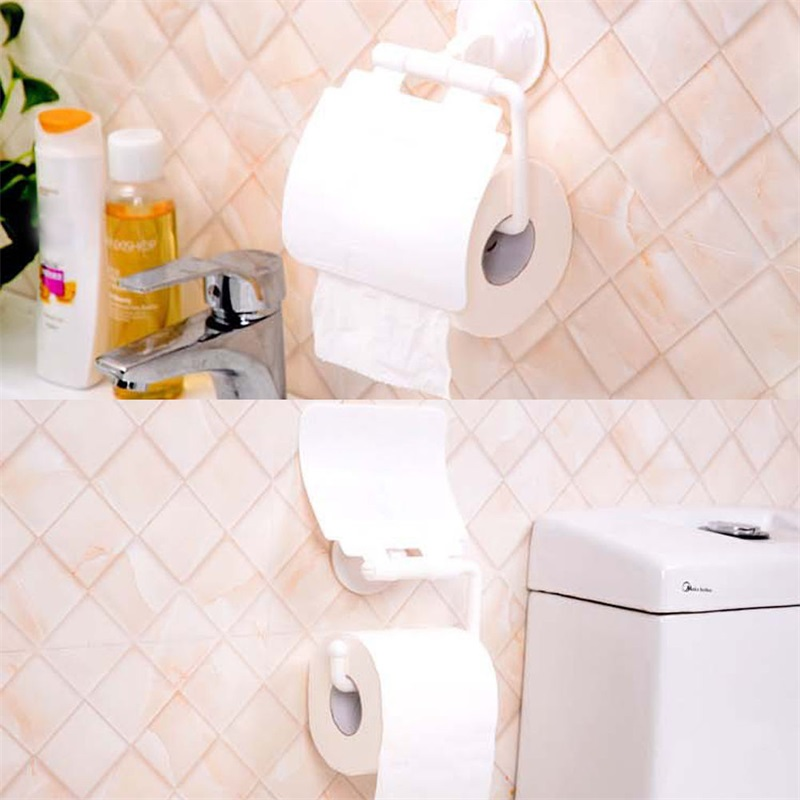 Online Shop Wall Mounted plastic Bathroom Toilet Paper Holder With Cover  porta papel higienico bathroom accessories   Aliexpress MobileOnline Shop Wall Mounted plastic Bathroom Toilet Paper Holder With  . Porta Bathroom Fittings. Home Design Ideas