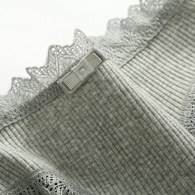 Panties for women cotton underwear lace sexy lingerie female briefs ladies casual underpants gril intimate panty plus size 2019