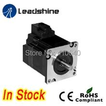 Leadshine Гибридный Мотор Сервопривода 573HBM20 (обновлено от 573S20-EC) 1.8 градусов 2 Фаза энкодера 1000 линии и 1.0 нм крутящего момента