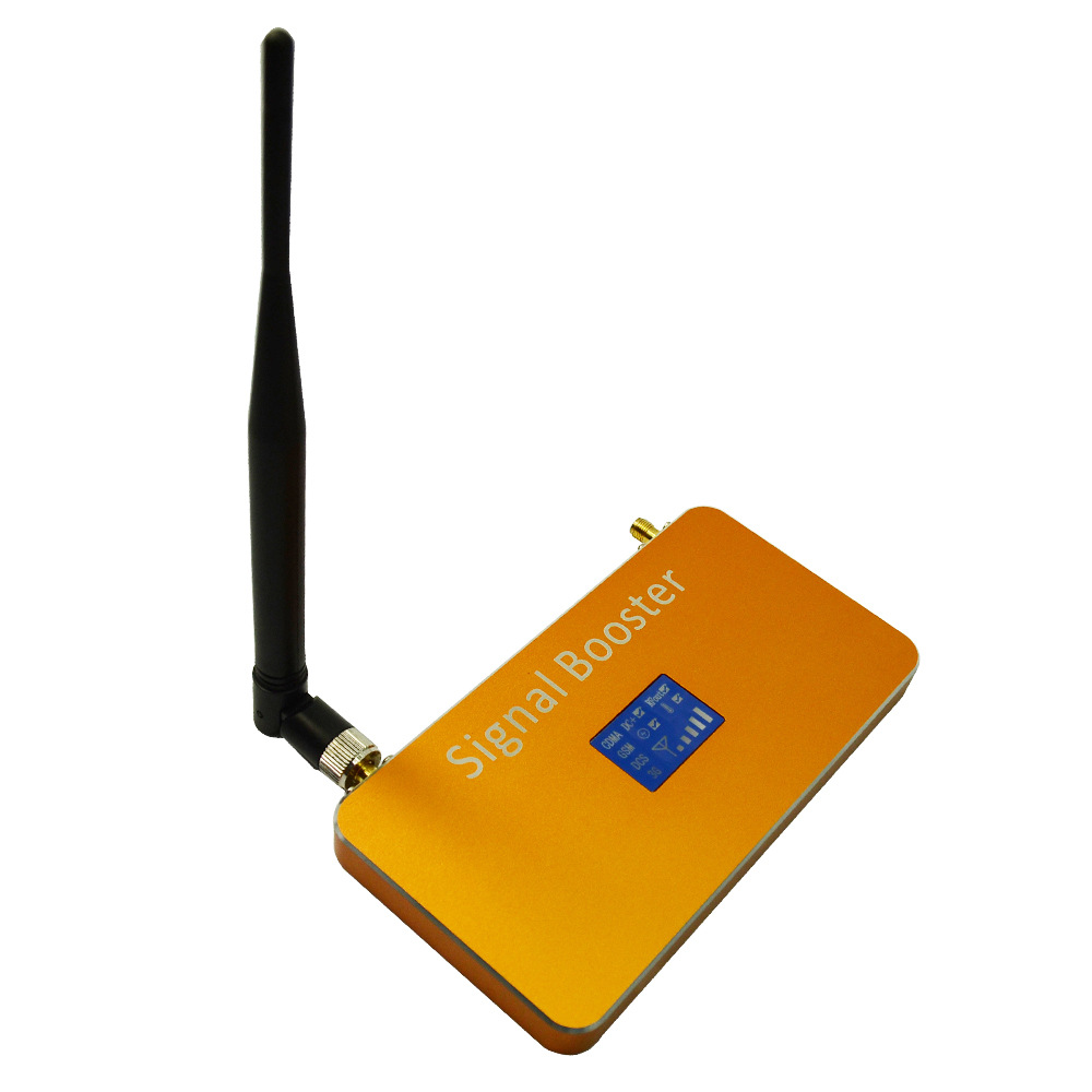 Phone Signal Booster 900 Gsm Repeater Cell Signal Amplifier LCD Display FDD 2G GSM Internet Amplificador Wholesale Retail