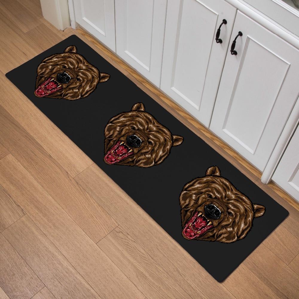 Mats Entrance Rugs Anti-skid skeleton Door Mats Hallway Doorway Living Room