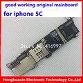 16 gb 100% placa base original para iphone 5c desbloqueado icould función placa base placa base buena placa lógica de trabajo completo