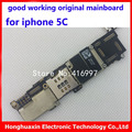 16GB 100% original motherboard for iphone 5C unlocked iCould mainboard good working logic board  full function motherboard