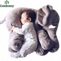 Baby Pillow Elephant Feeding Cushion Children Room Bedding Decoration 53cm Bebe Bed Crib Car Seat Kids Plush Toys Christmas Gift