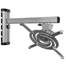 High Intensity Aviation Aluminum Alloy Projector Bracket Adjustable Quickly Move Universal Wall Ceiling Mount Projection Hanger