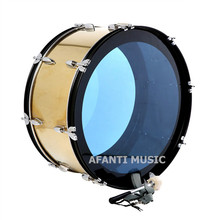 22 inch Gold Afanti Music Bass Drum BAS 1512
