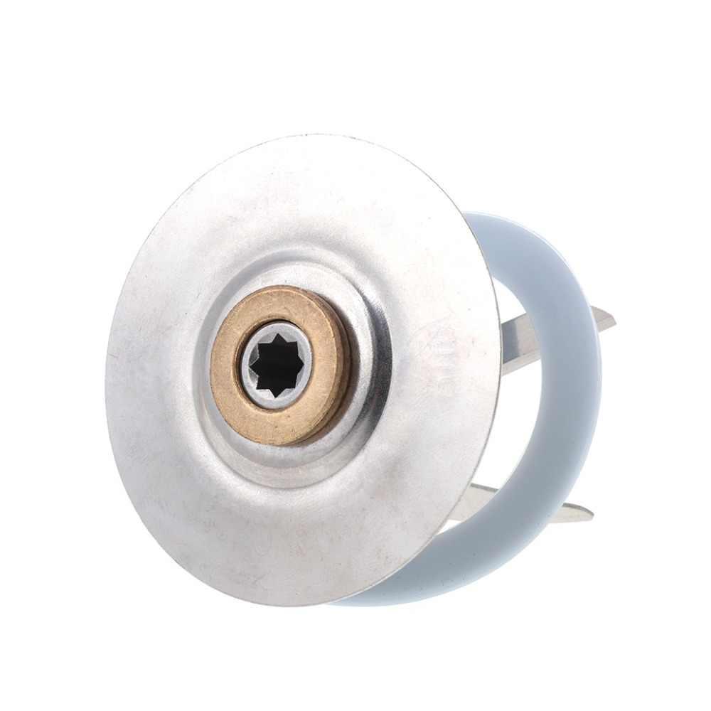1 PC 6 CM de Esmagamento De Gelo Em Aço Inoxidável 6 Ponto de Lâmina de Ferramentas de Vedação Anel de Vedação Para Oster Liquidificador Liquidificador