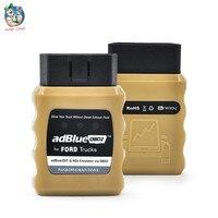 Emulator Adblue OBD2 For Ford Trucks Scanner Diesel Heavy Duty Truck Scan Tool OBD2 Plug And