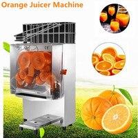 Дома Применение 110 В 220 В полный автоматический промышленный апельсиновый сок соковыжималка из нержавеющей стали фрукты лапки машина