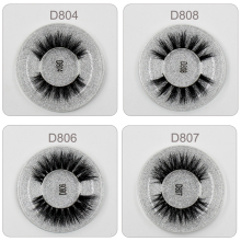 Mink Eyelashes 3D Mink Lashes Thick HandMade Full Strip Lashes Cruelty Free Mink Lashes 13 Style False Eyelashes Makeup Eyelash
