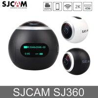 Оригинальный SJCAM SJ360 панорама Wi Fi 2 К 30fps 12MP рыбий глаз 220 градусов НТК 96660 Спорт действий мини Камера