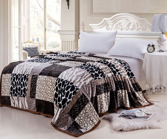 Gold Mink Cashmere Blankets, Flannel Blanket, Summer Air Conditioning  Blanket Blanket, Bed Sheets, Can Be Used In Four Seasons In Blankets From  Home ...