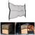 100*70 cm Da Cauda Traseira Do Carro Nylon Elástico Malha Rede de Carga Traseira Do Carro De Armazenamento Organizer Net Com 4 Ganchos Acessórios Interiores do carro