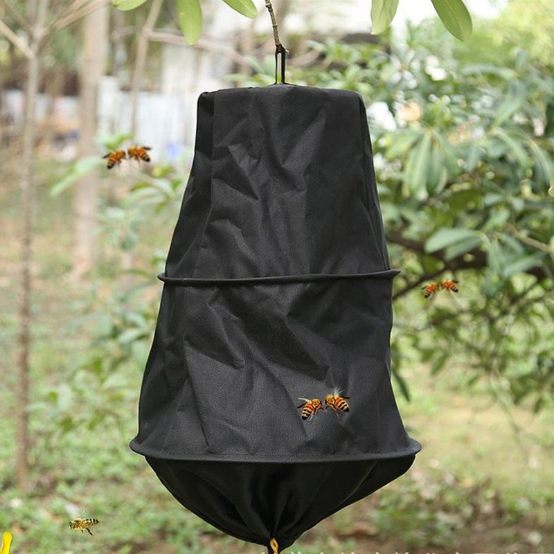 Beekeeper Tool Bee Cage Swarm Trap Swarming Catcher Beekeeping Portable Supplies
