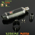 51mm Motorcycle Exhaust Muffler With Moveable DB Killer For CB400 600 CBR600 1000 YZF R1 R6 GSXR NINJA Z750 800 Street Bike