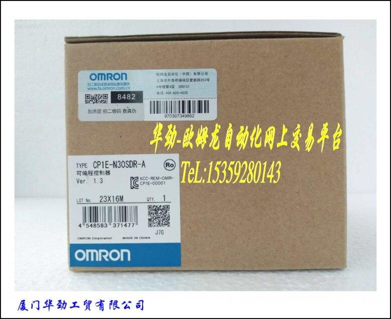 CP1E-N30SDR-A OMRON Programmable controller original genuine new spotCP1E-N30SDR-A OMRON Programmable controller original genuine new spot