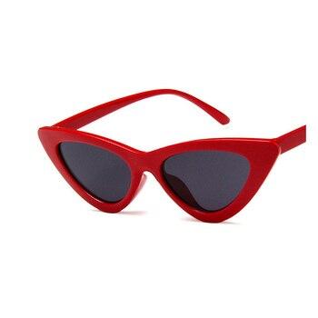 cateye women sunglasses