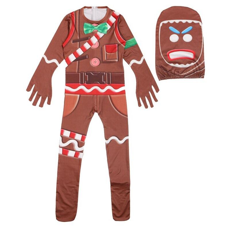 3eece52faa5d2 Plus d infos. Enfants Ninjago moana décoration de peau garçons personnage  Clown Cosplay vêtements Halloween Costumes Ninja fête drôle
