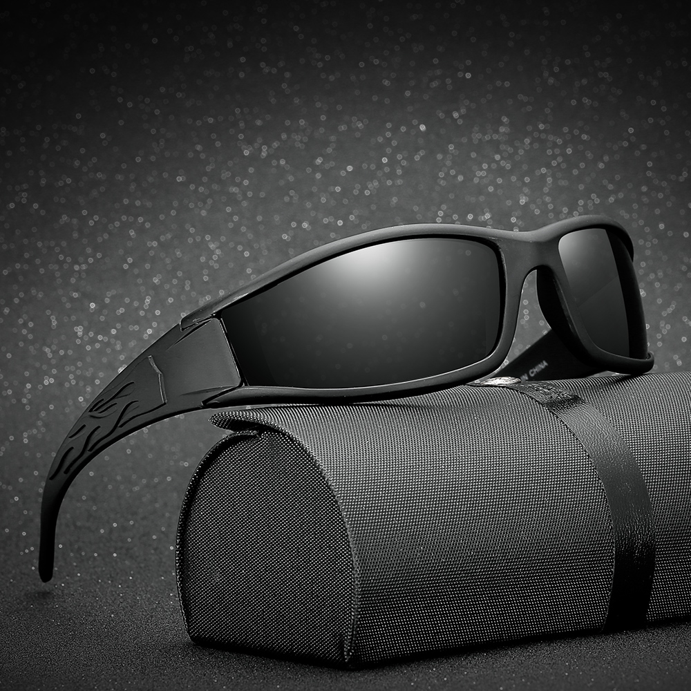 2017 Fashion Sports Polarized Sunglasses men Outdoor Fishing Classic Driving Brand Designer Mirror Sunglass ...
